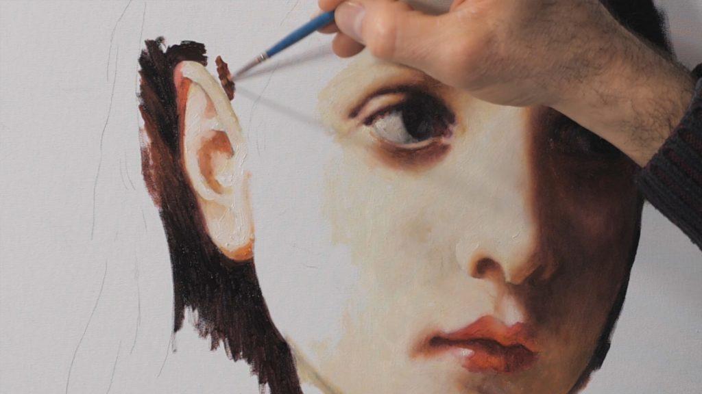 Ritratto Andrea Esposito