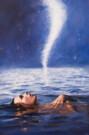 """The presence"", olio su tela, 120x80cm, 2021"